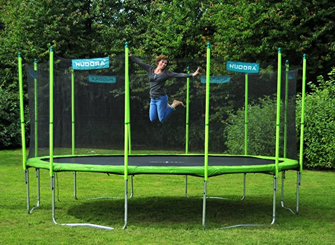 Ring Bars for Trampoline Garden Trampoline from 183 to 490 cm